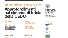 Approfondimenti sul sistema di tutela della CEDU
